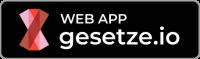 gesetze.io webapp